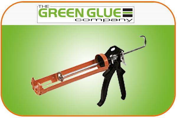 Greenglue Applikatorpistol for tuber