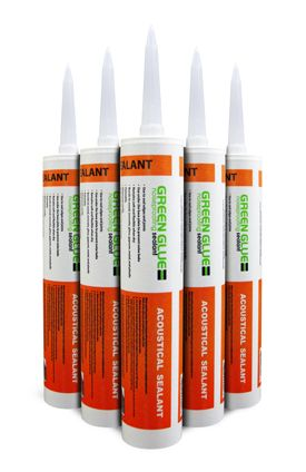 Greenglue Noiseproofing Sealant Tube