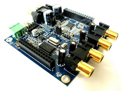 minidsp DSP Kit 2×4 Intern