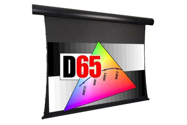 DreamScreen V3 Tab Basic DynaGrey D65 Black 16:9 92″-120″