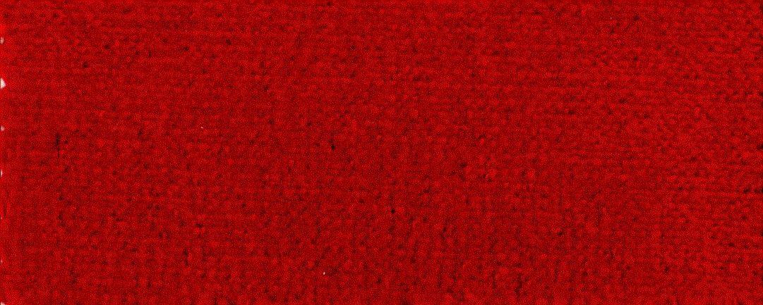Gerriets Velour Ascona ekte sceneteppe 400g/m2 rødt pr. m