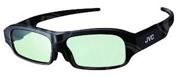 JVC PK-AG3G RF 3D-briller for JVC X-SERIE – NB! KREVER EMITTER PK-EM2G!
