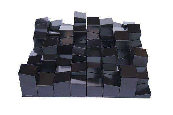 Vicoustic Multifusor Wood 64 Diffusor 60x60x14cm Sort 1stk