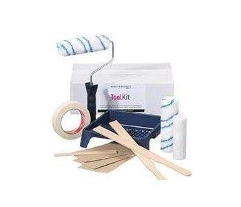 Mighty Brighty Tool Kit for påføring av Mighty Brighty lerretsmaling