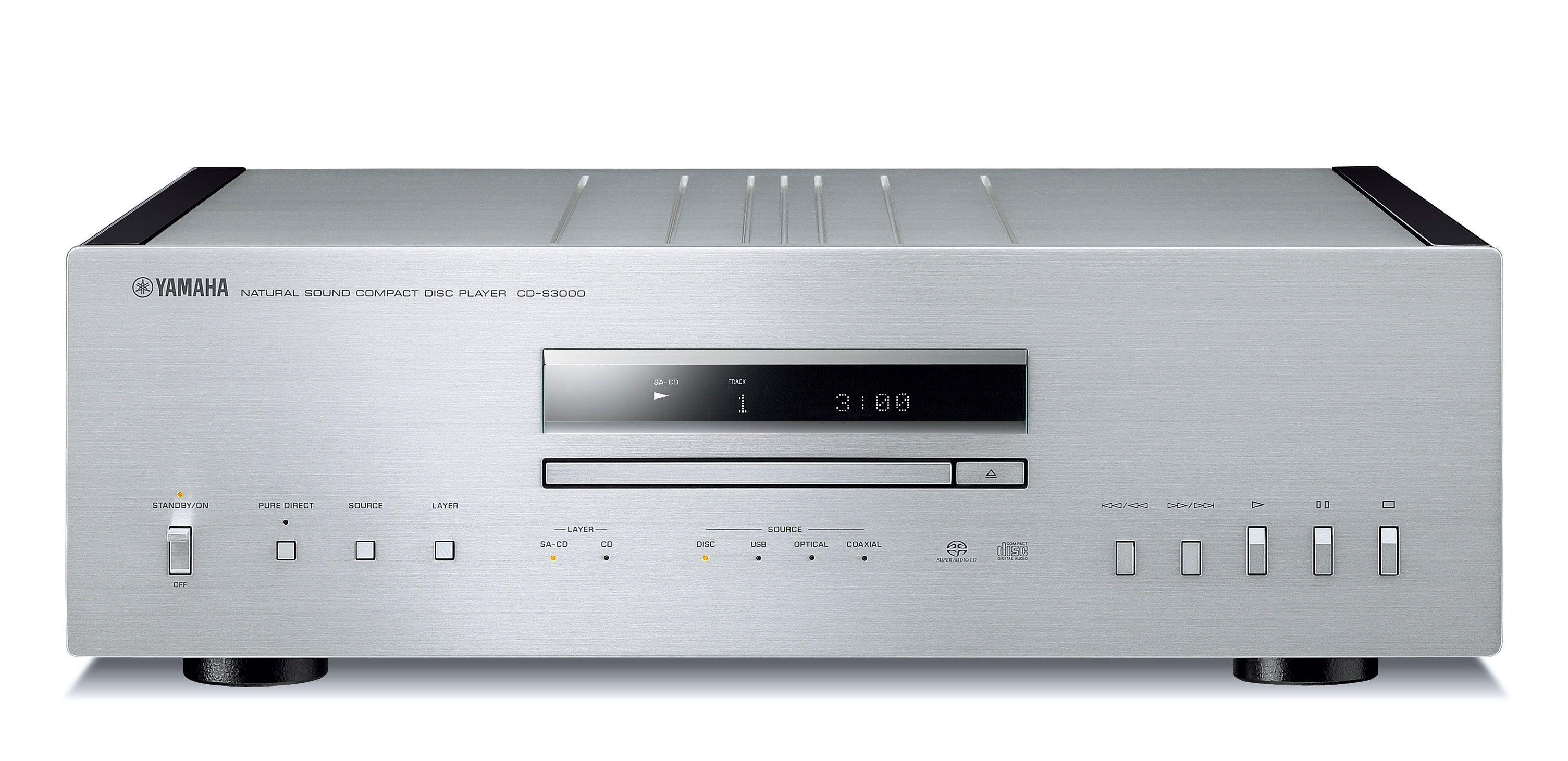 YAMAHA CD-S3000 CD-spiller & DAC