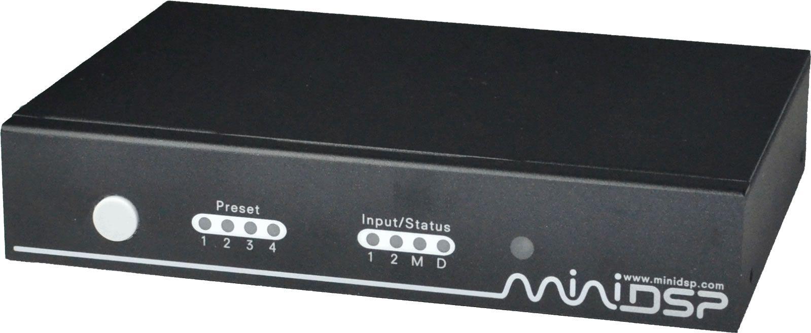 minidsp Nano AVR HD 7.1 HDMI digital romkorreksjon