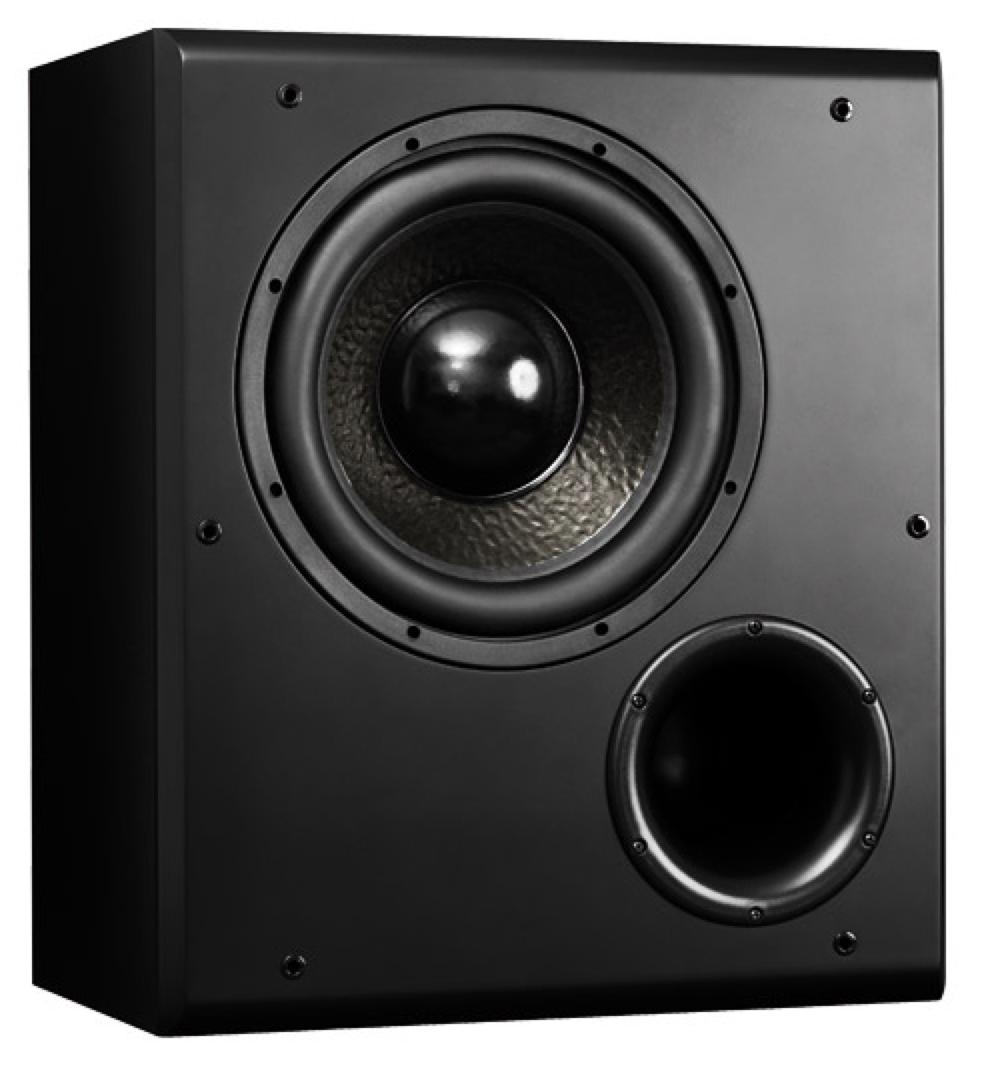 ADAM GTC Sub 12″ 200/300W Aktiv Black