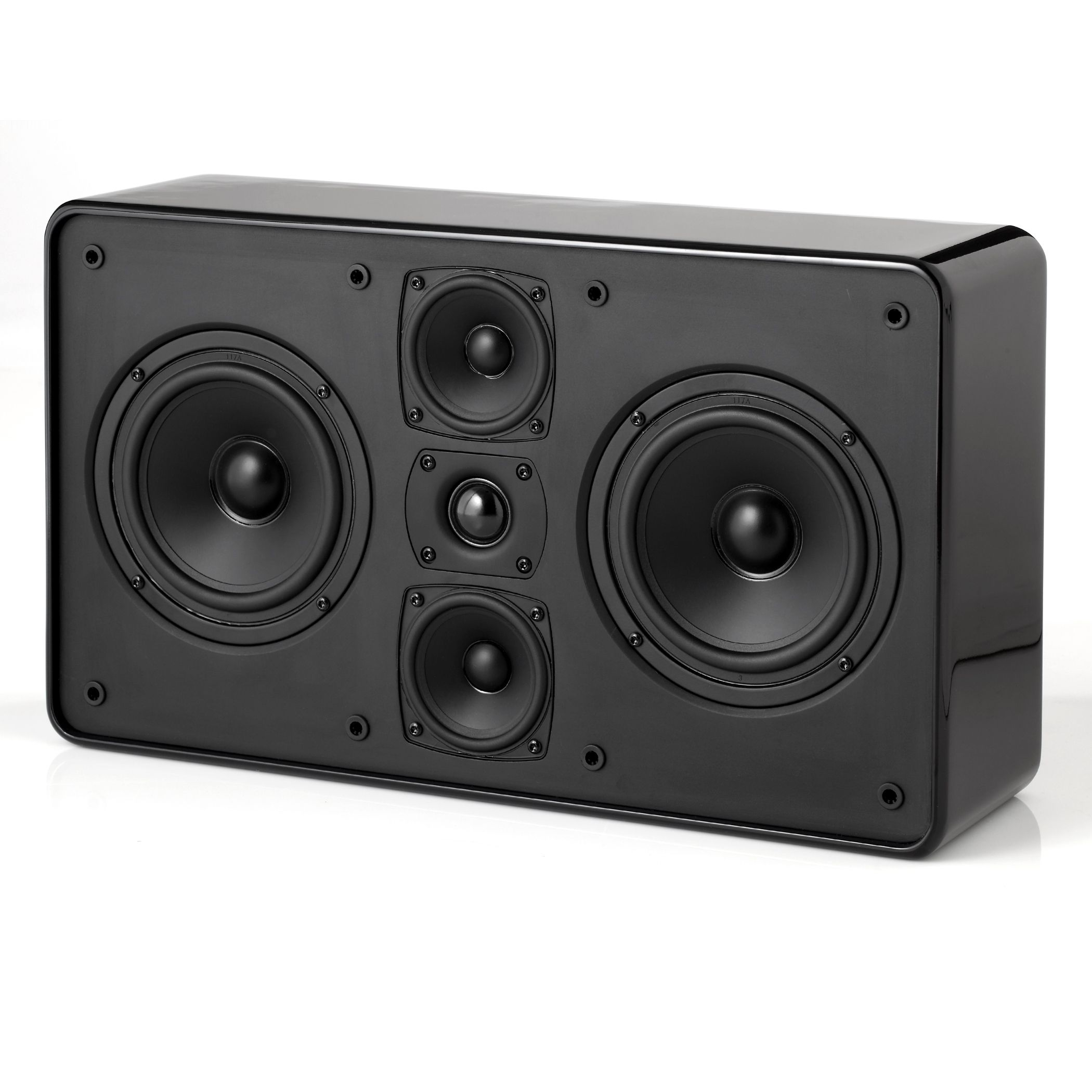 JAMO D500 LCR / surround Black (stk)