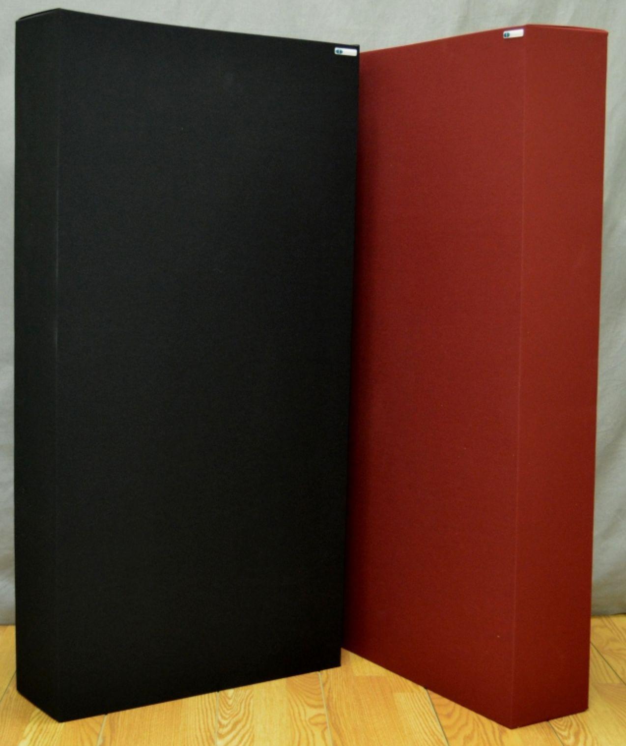 GIK Monster Bass Bassfelle Camira med Range Limiter 120x60x18,5cm (H/B/D) 1stk