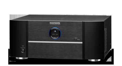 MARANTZ MM8077 7x180W effektforsterker sort