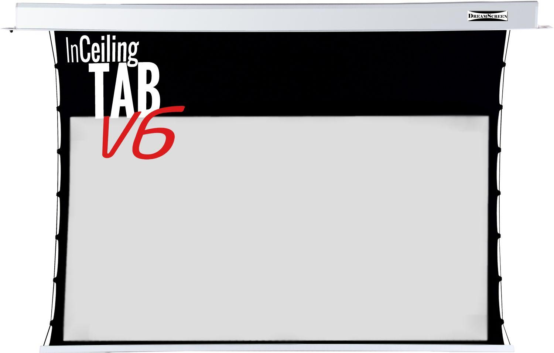 DreamScreen V6 Tab InCeiling DynaGrey D65 16:9 92″ / 203cm