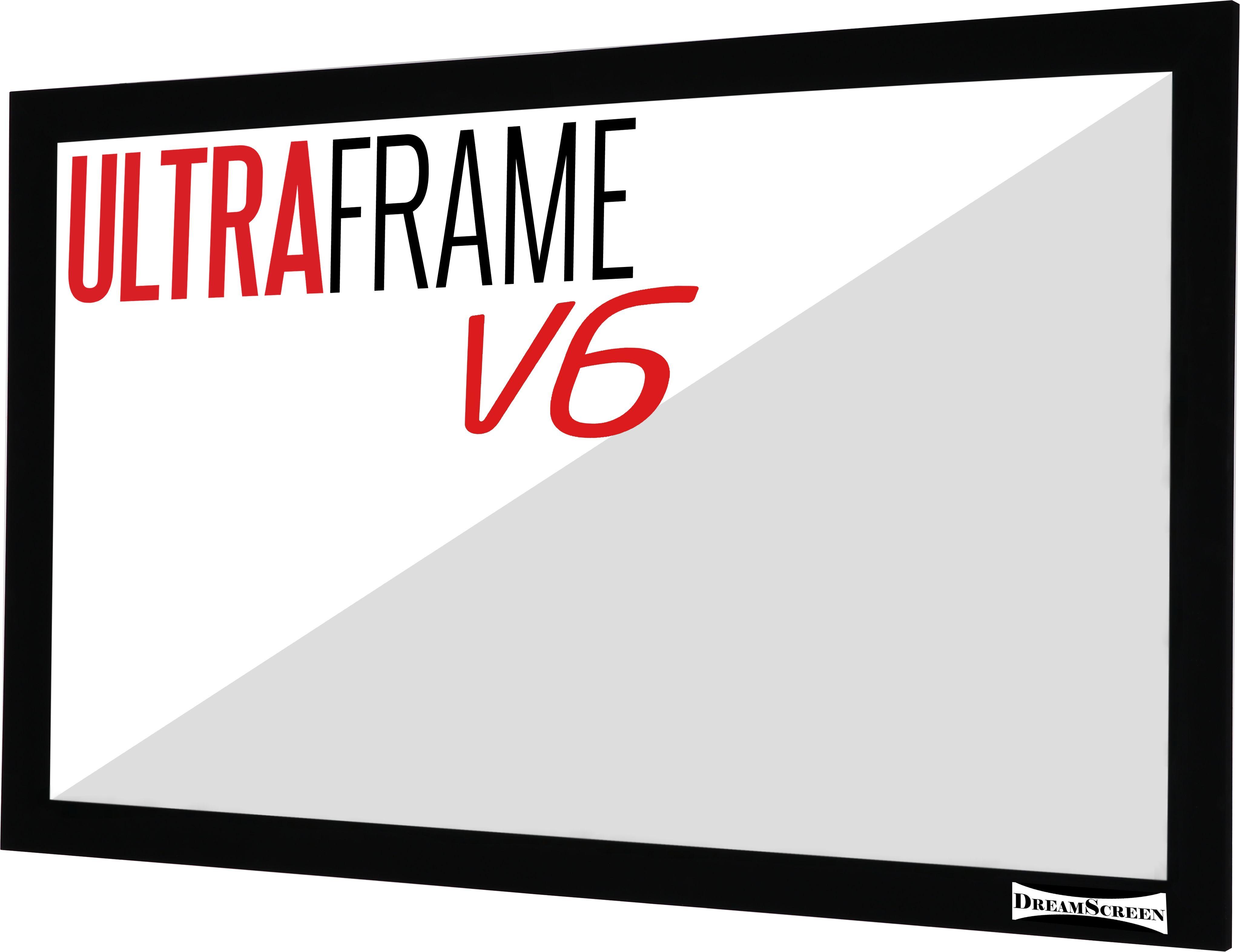 DreamScreen V6 UltraFrame D65 16:9 305cm / 138″