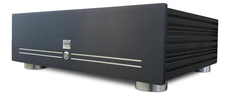 Nord Acoustics NC252 Hypex NCore 8x250W Effektforsterker SORT -DEMO!-