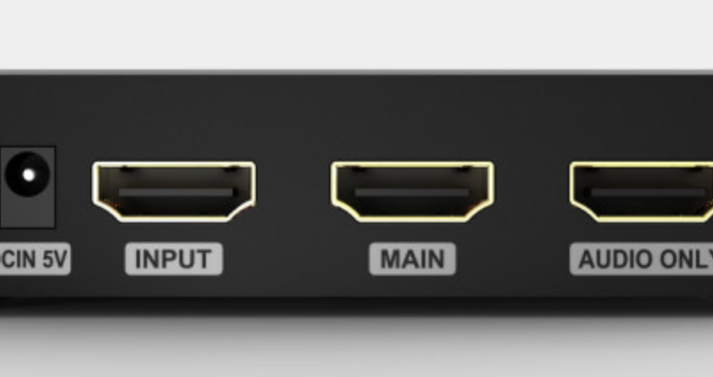 Splitter HDMI/DVI