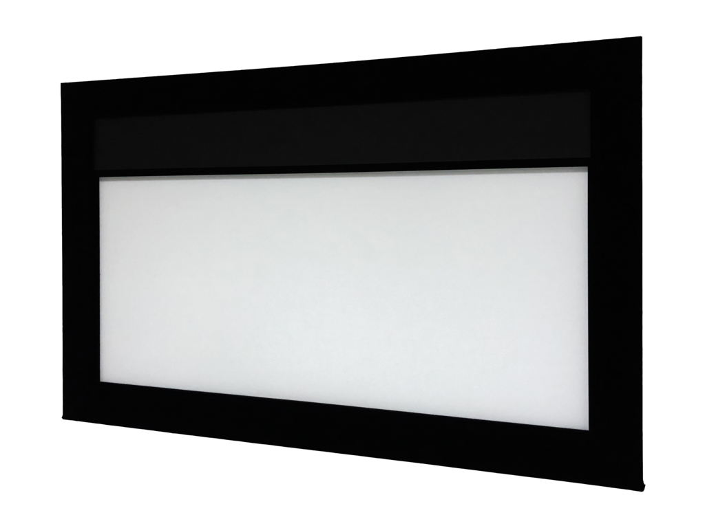 DreamScreen MOTOMASK PRO 1-WAY 16:9->2.40 181″ -KUN MASKERINGSSYSTEM-