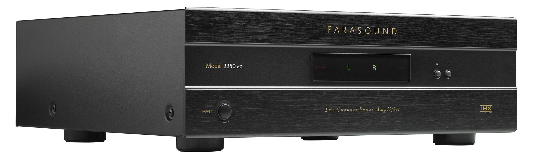 PARASOUND NewClassic 2250 v.2 2x400W Effektforsterker Sort