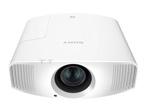 SONY VPL-VW270ES SXRD-projektor 4K White