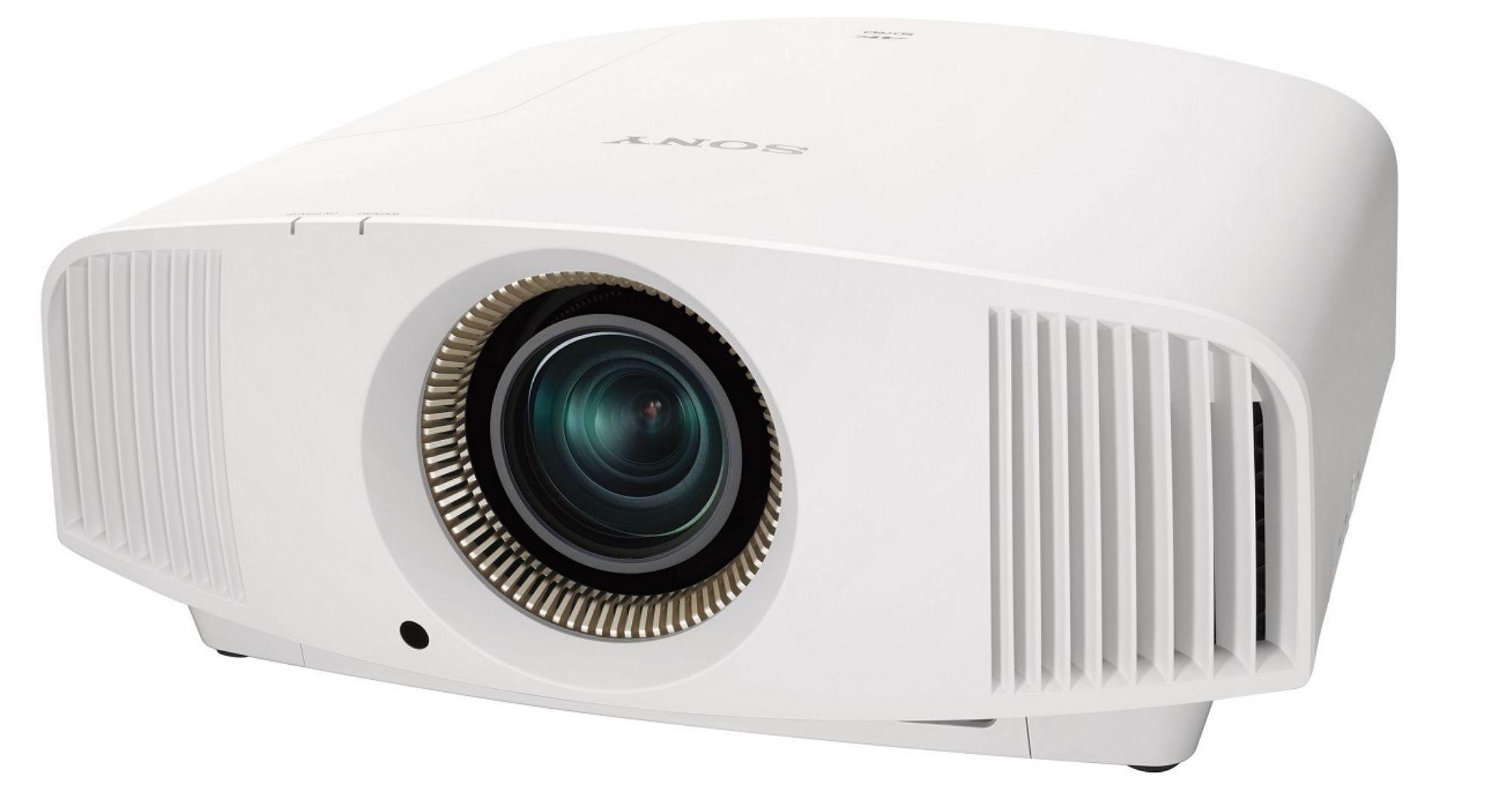 SONY VPL-VW570ES SXRD-projektor 4K White