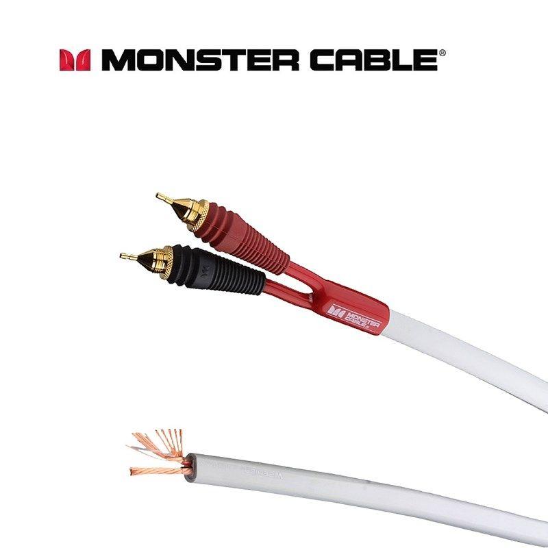 MONSTER MCX1s 2mm2 Høyttalerkabel Løpemeter (pr. m) 2-leder