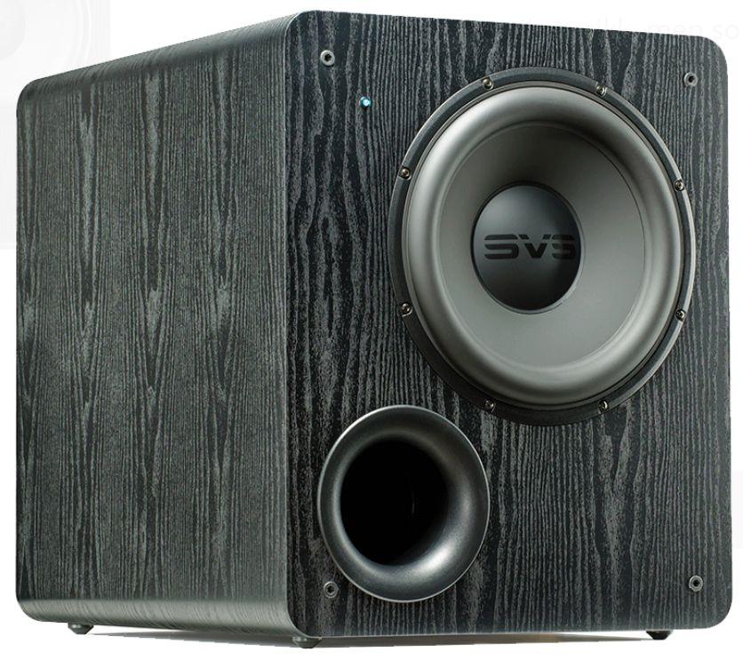 SVS PB-2000 Black Ash