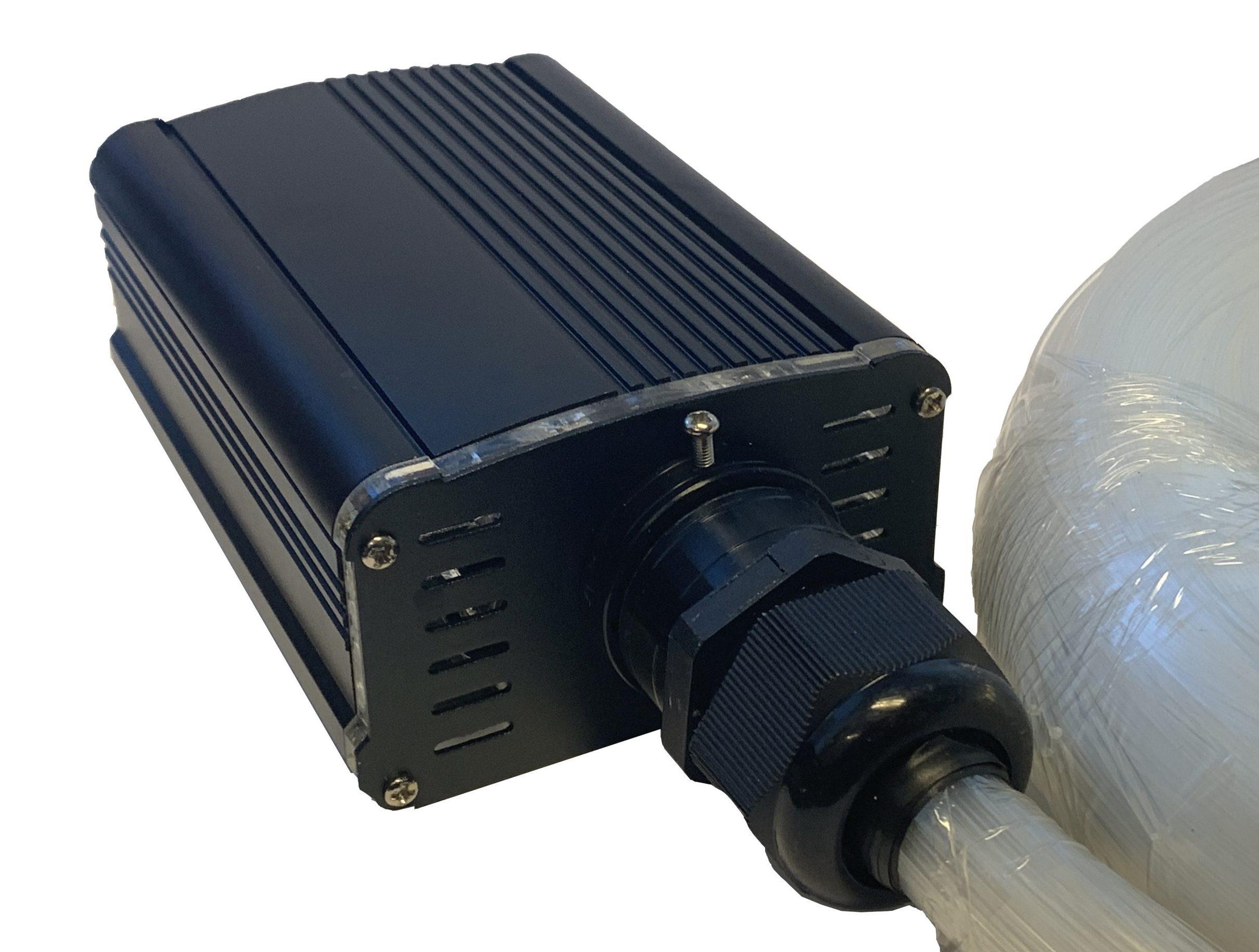 OEM Stjernehimmel m. 18W LED engine / 188 fibre på 2m for <4kvm tak