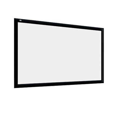 Adeo Plano Frame with Black Velvet Reference White / Grey 2.35:1 Custom Size