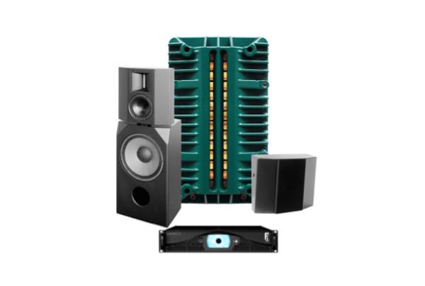 Alcons høyttalersystem pakkedeal konfigurator