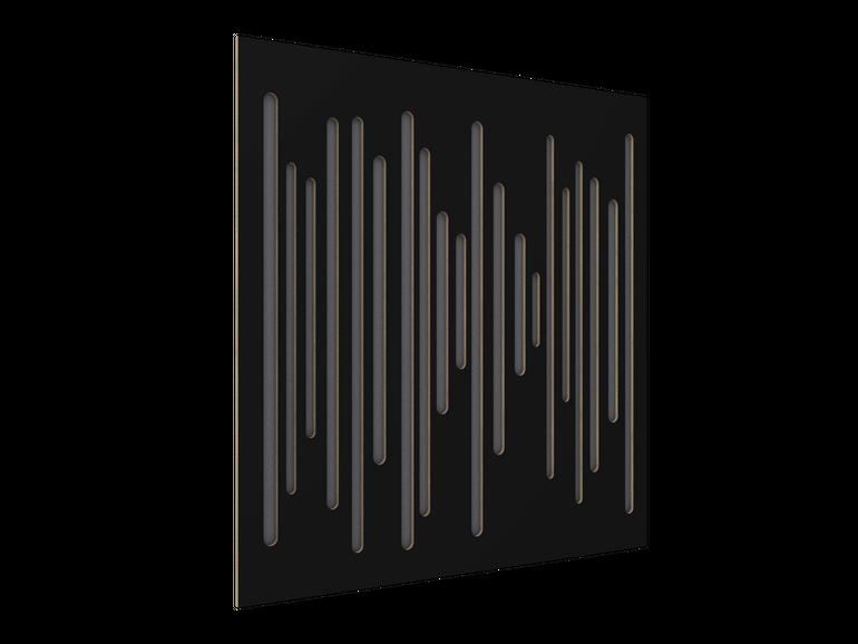 Vicoustic WaveWood Ultra Lite Matt Black 8STK