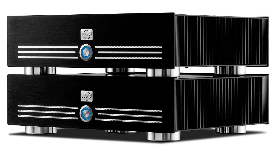 Nord Acoustics NC1200MB Hypex NCore Monoblokk 700W Effektforsterker -CUSTOM BYGGET-