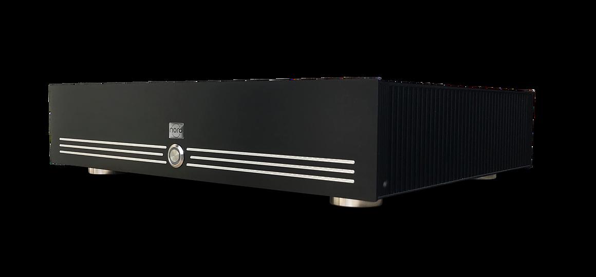 Nord Acoustics NC1200DM Hypex NCore 2x700W Effektforsterker -CUSTOM BYGGET-