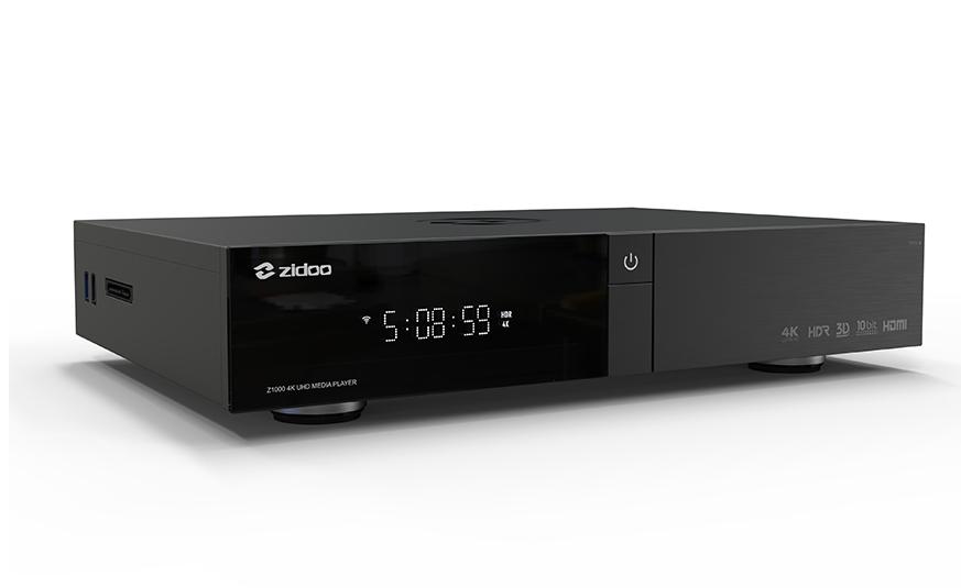 Zidoo Z1000 4K HDR HDMI 2.0 KODI ANDROID MEDIA PLAYER