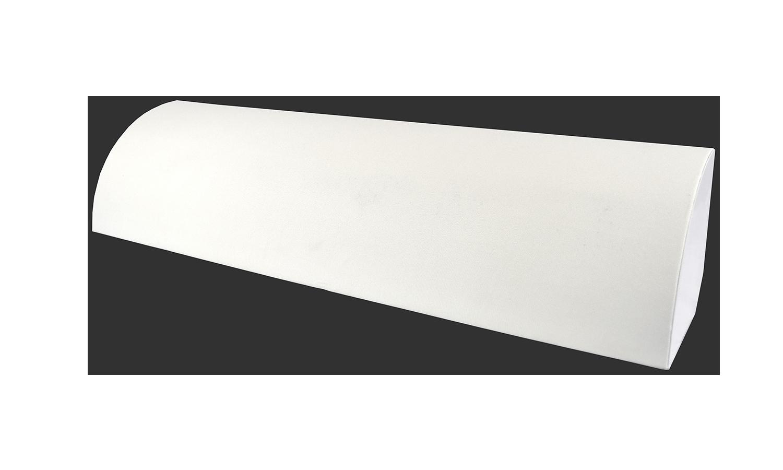 DreamScreen AcoustIQ BassTrap Corner 25x25x120cm with 400Hz Membrane Hvit 1stk