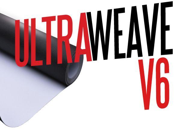 DREAMSCREEN ULTRAWEAVE V6 AKUSTISK TRANSPARENT LERRETSDUK UTEN RAMME 2x3m – 2.8x5m