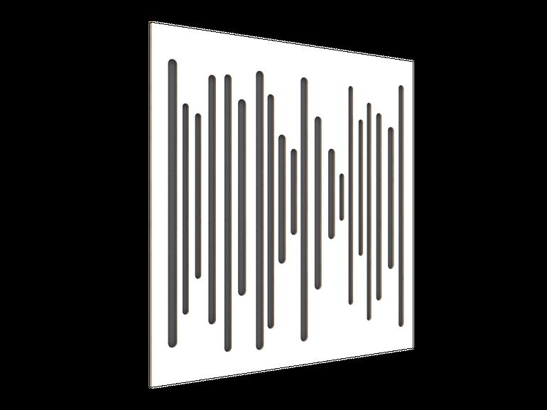 Vicoustic WaveWood Ultra Lite Matte White 8STK