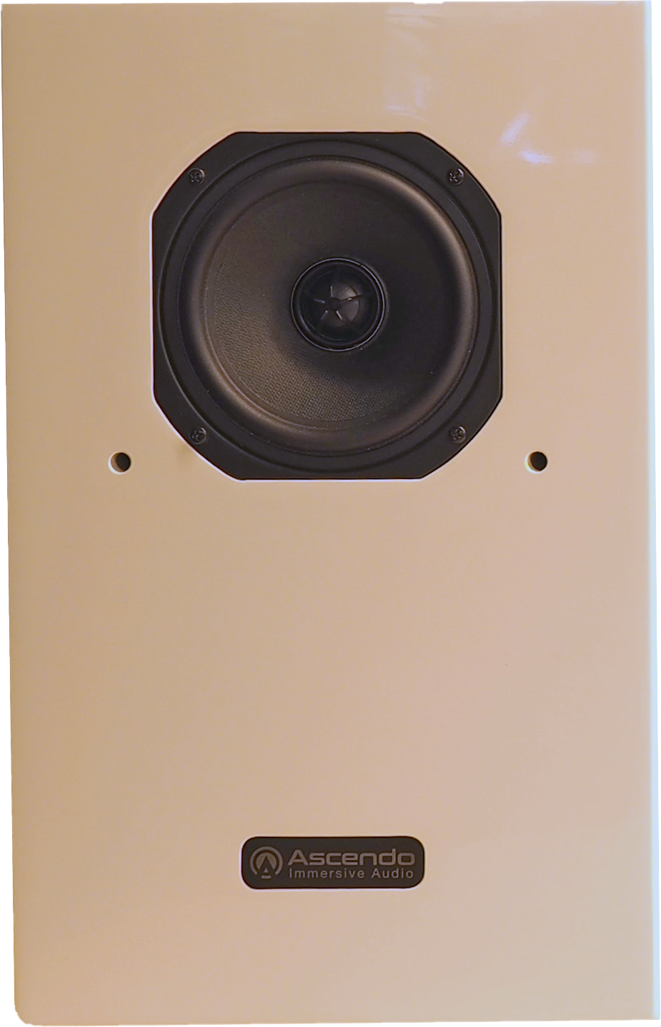 Ascendo Immersive Audio CCRM5-P Passive Immersive Audio monitor Glossy White