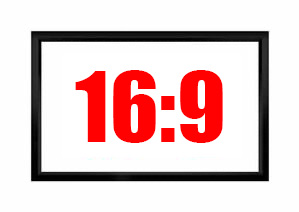 16:9 Widescreen