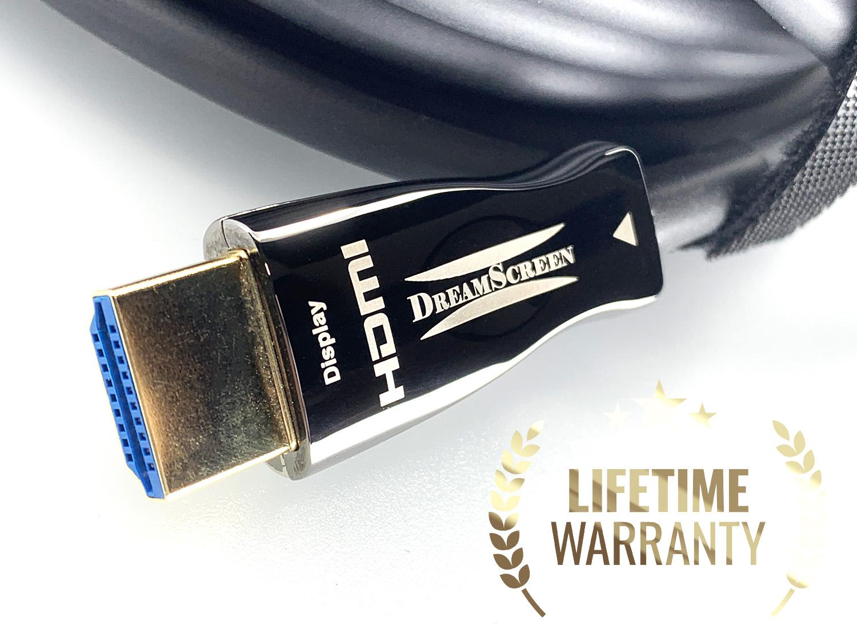 DreamScreen PANZERFIBER HDMI 2.1 8K60 4:4:4 10M