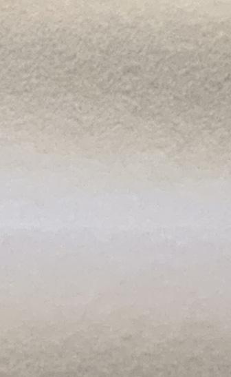 Flocked velour matt 150cm bredde 180g/m2 Lys grå pr. m
