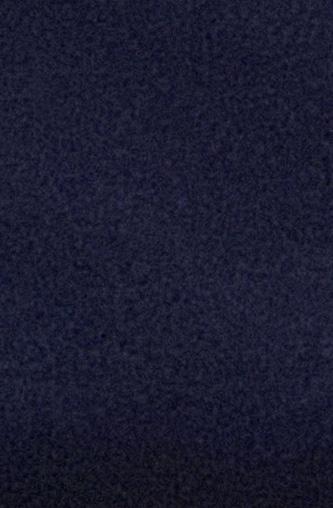 Flocked velour matt 150cm bredde 180g/m2 Marineblå pr. m
