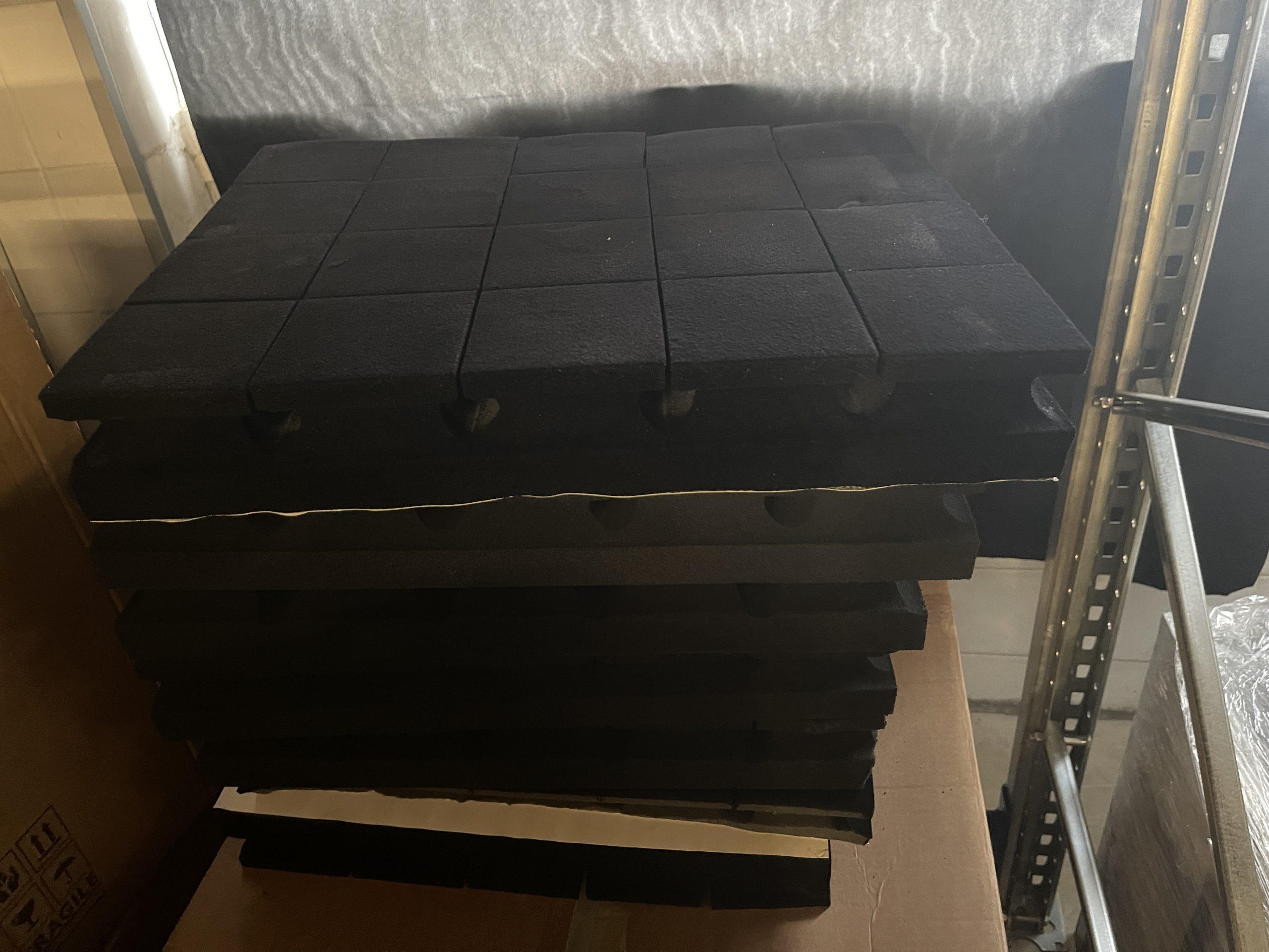 DreamScreen AcoustIQ Absorbant Black avkapp / B-vare 7stk
