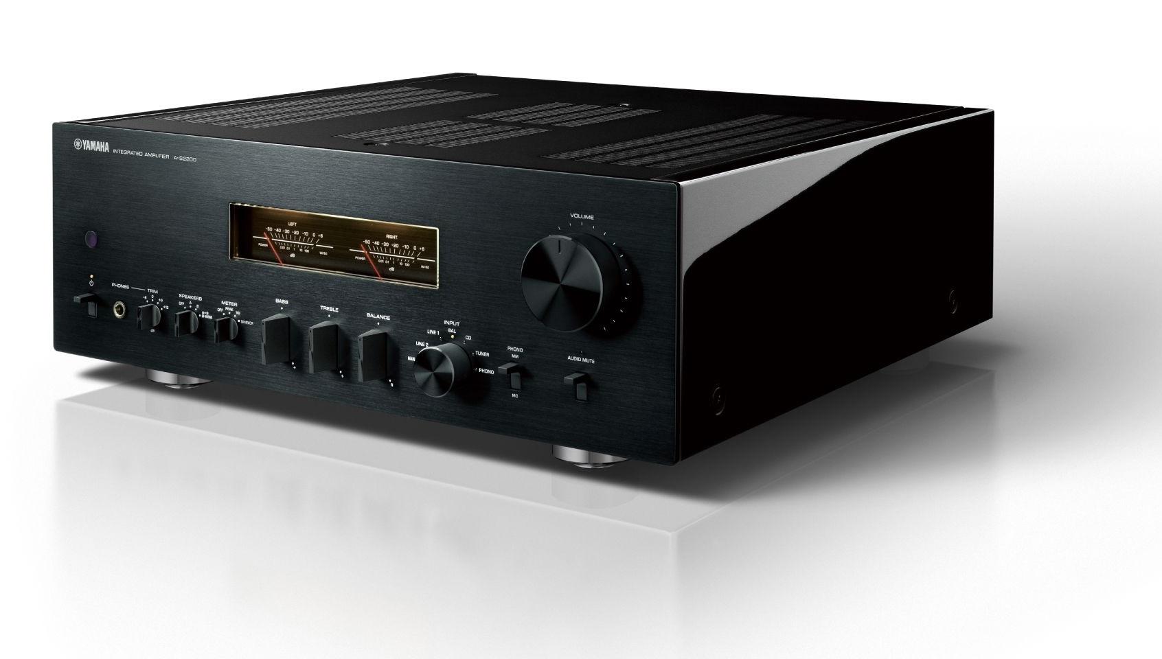 Yamaha A-S2200 Stereo Integrert Forsterker