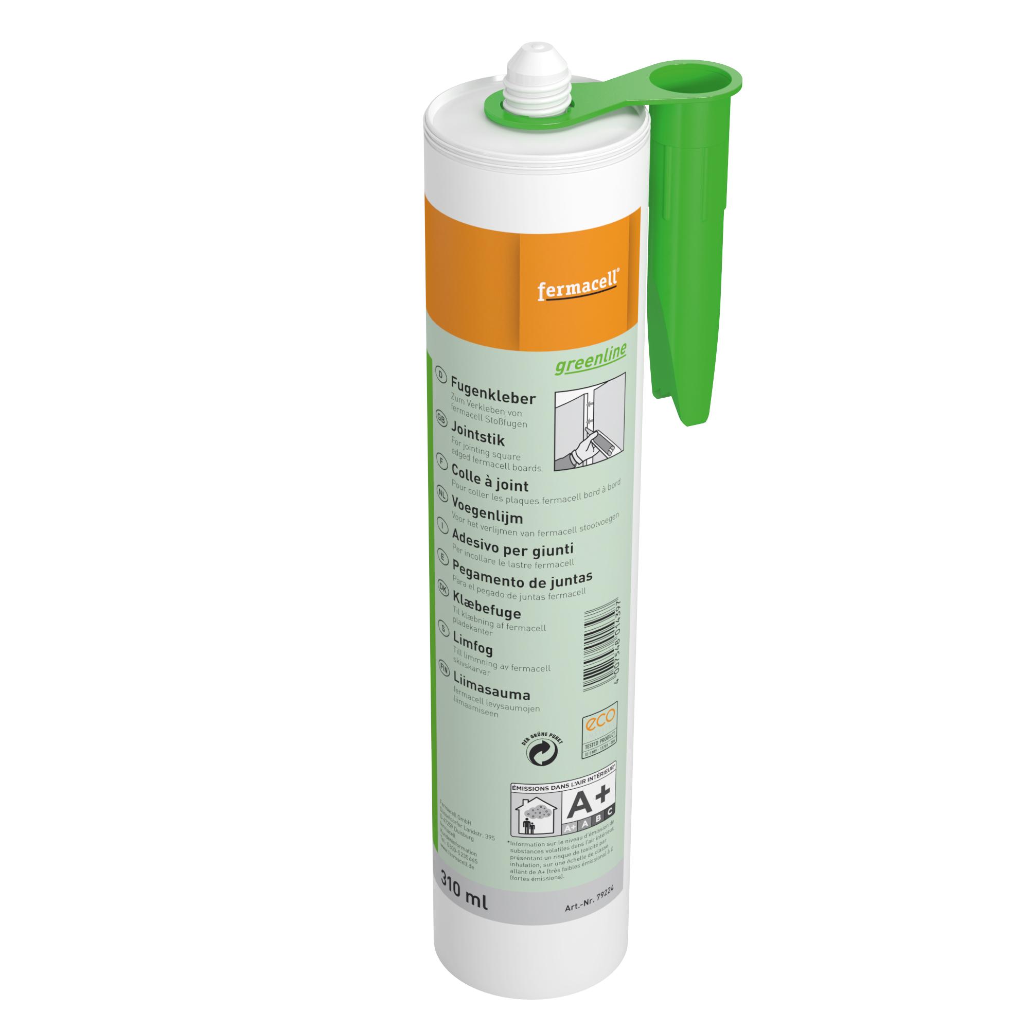 Hunton Fermacell Greenline lim for fibergips uten sparkelkant 310ml